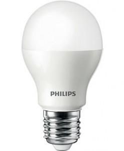 Led fényforrás E27 7W Philips meleg fehér 3000K