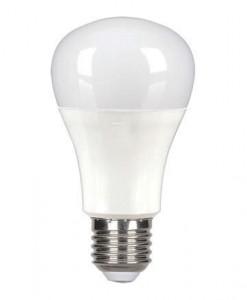 Led fényforrás E27 10W GE meleg fehér2700K